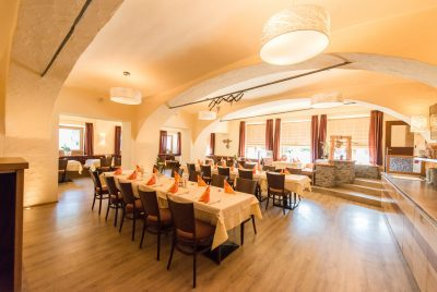 Hotel Brunnwirt - Speisesaal