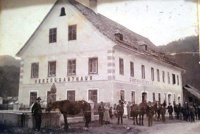 Hotel Brunnwirt - Geschichte