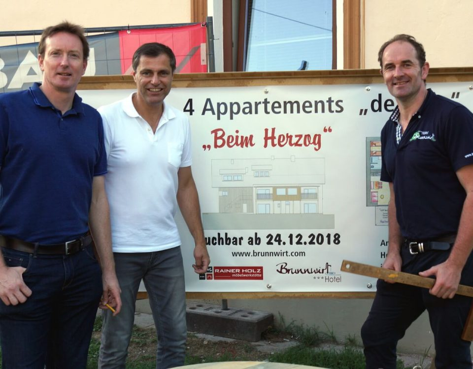 Hotel Brunnwirt - News - Herzog Haus