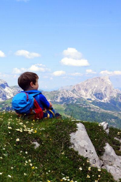 Sommer Kind Berg Covid Info